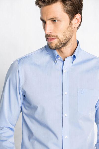 Camisa pin point