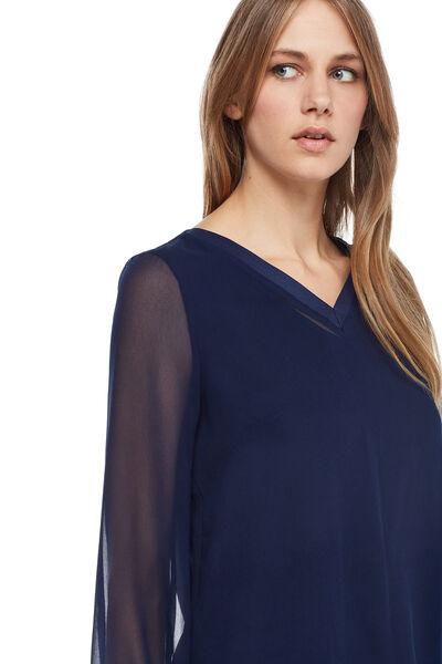 blusa vaporosa