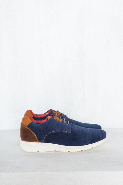 Sneaker serraje runner