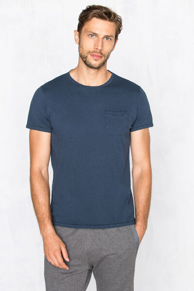 Camiseta flame tinte en prenda
