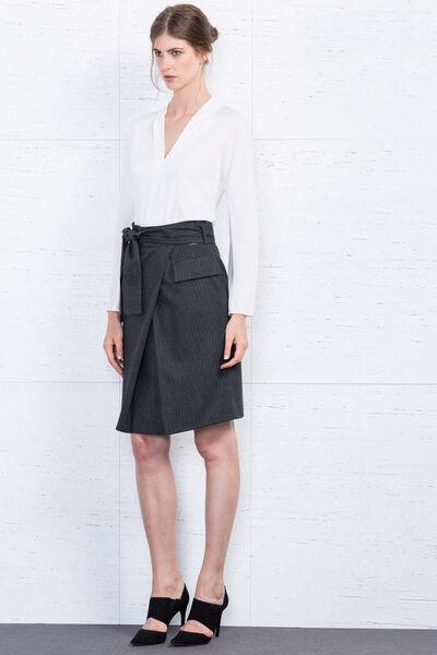 Falda raya diplomática