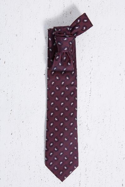 Corbata seda natural pashley