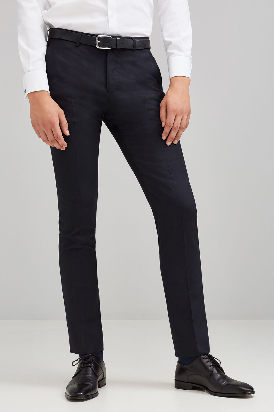 Separate slim fit trousers