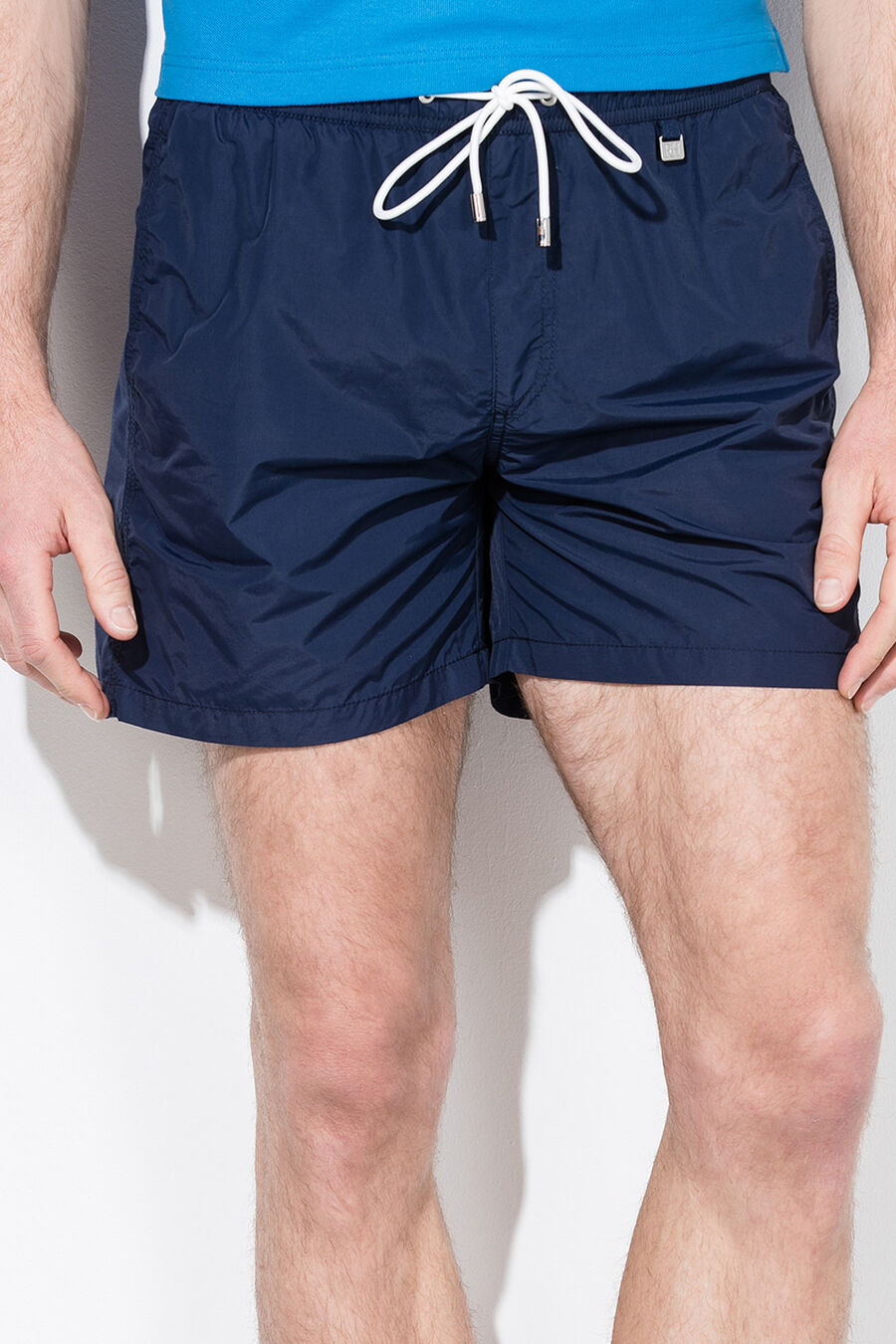 Plain basic swim shorts
