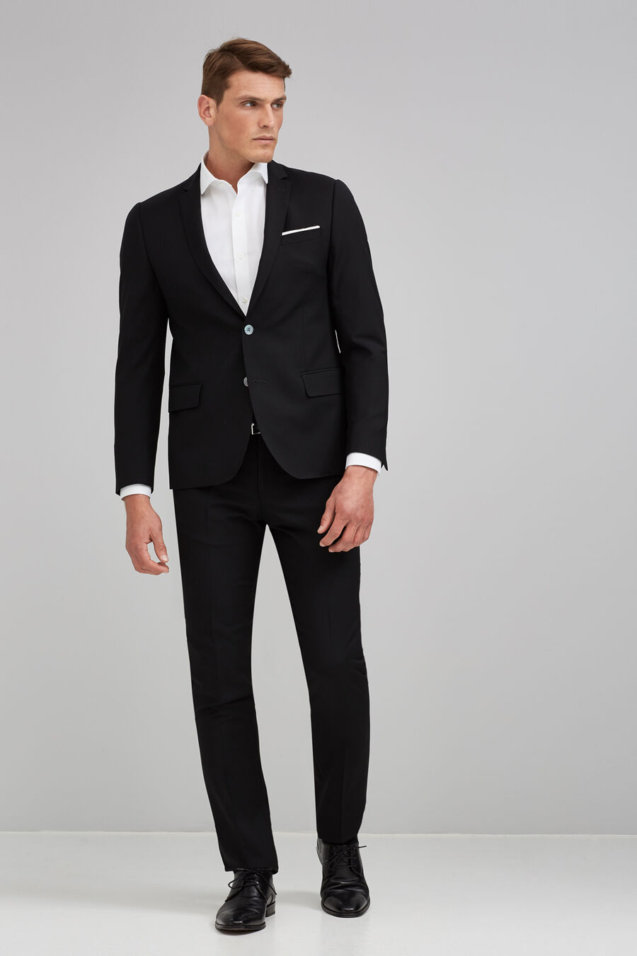 Slim fit blazer separate
