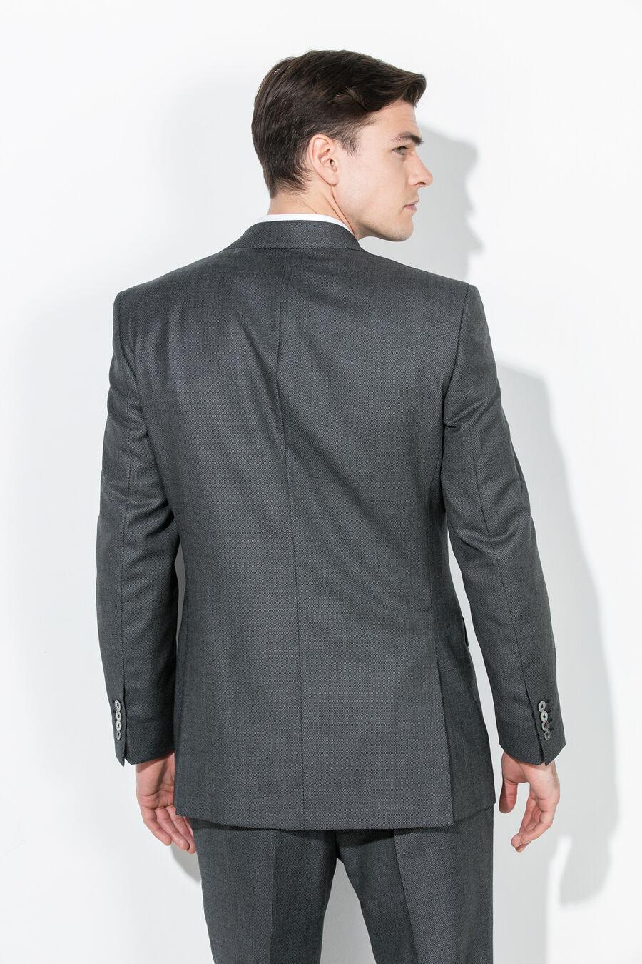 Classic birdseye suit