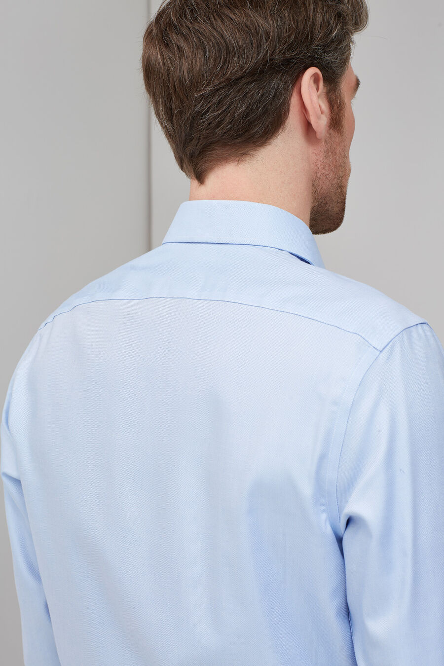 Formal non-iron shirt