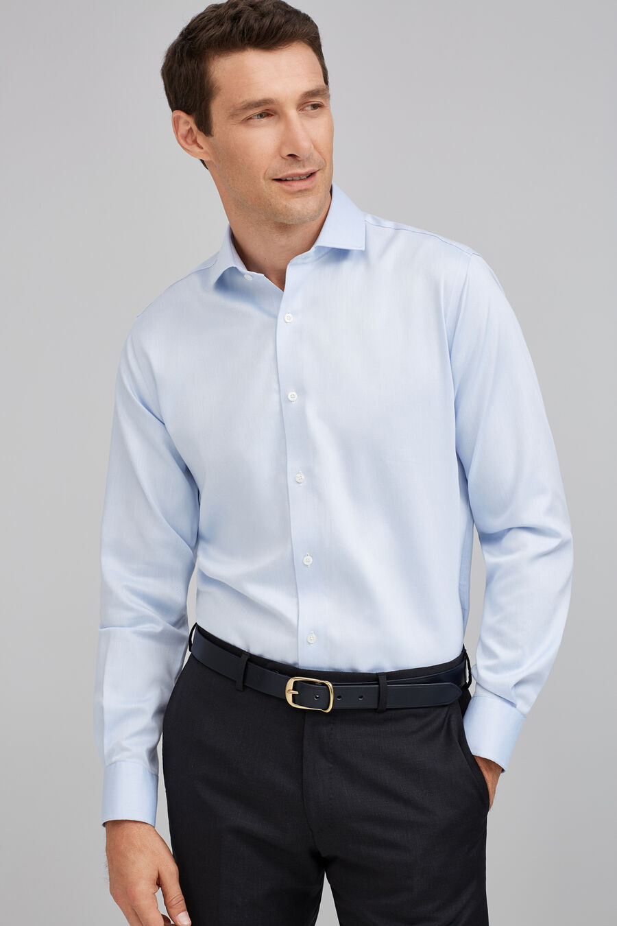 Non-iron formal shirt