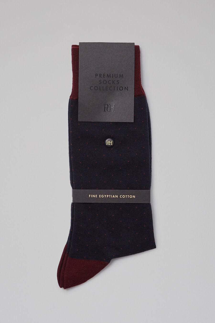 Cotton polka dot socks
