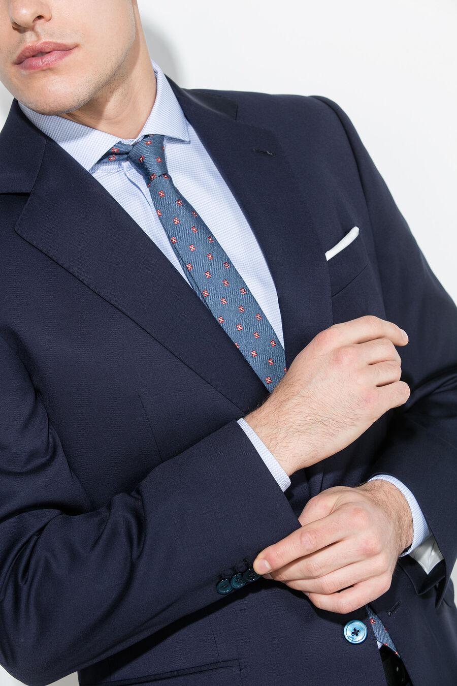 Classic plain suit