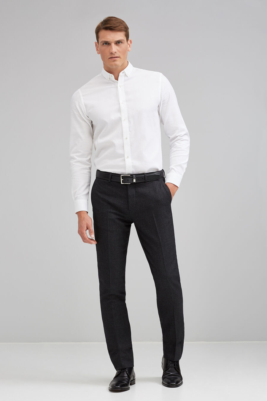 Tailored fit trouser separate