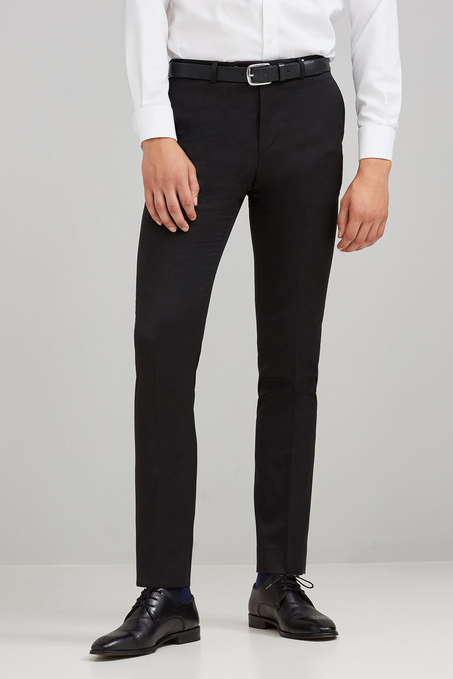 Tailored fit trouser separates