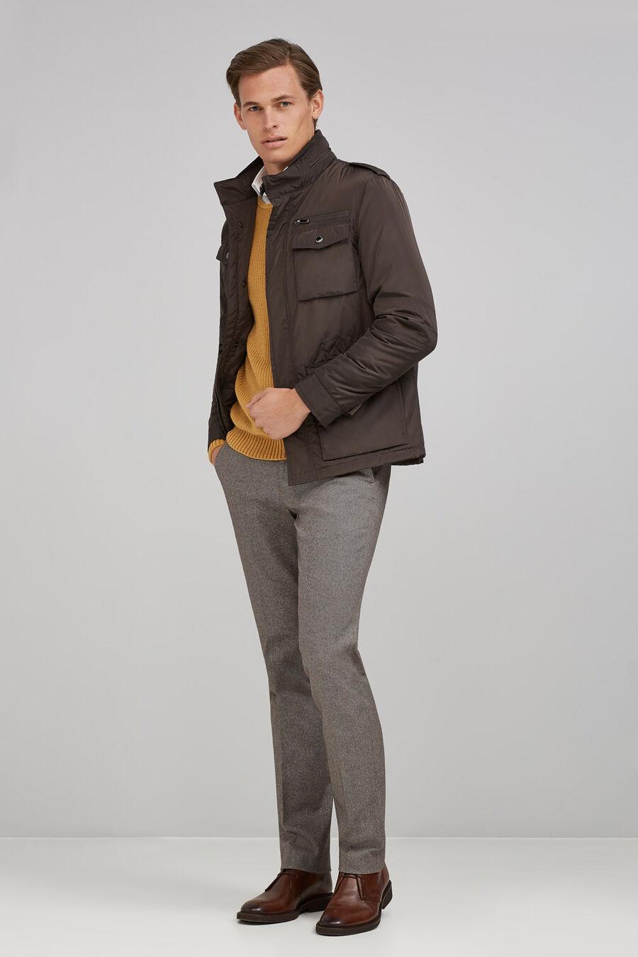 4-pocket jacket