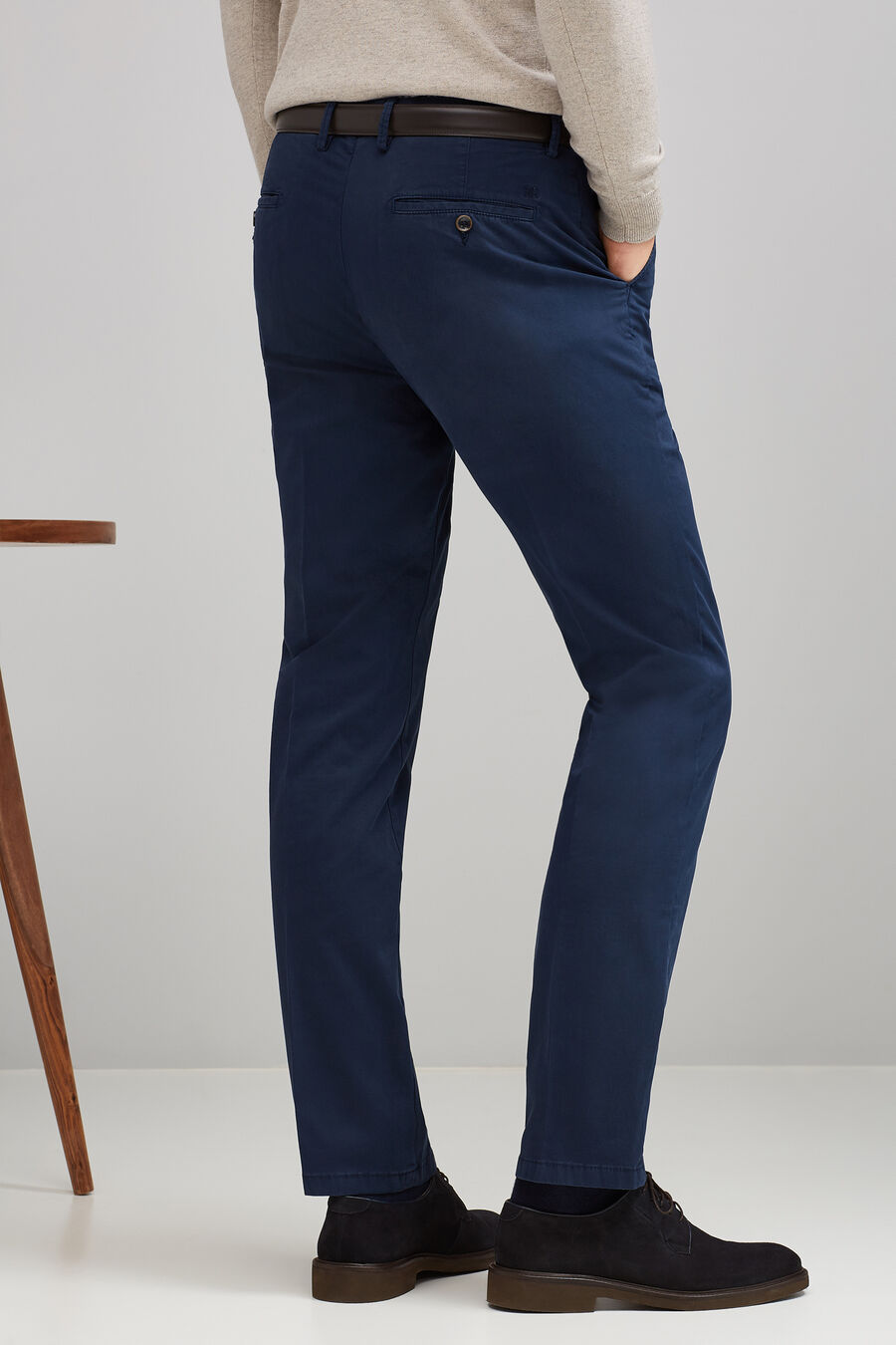 Pima cotton chinos
