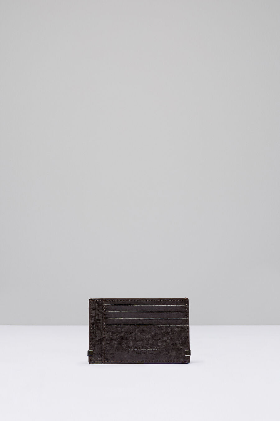 Saffiano card holder