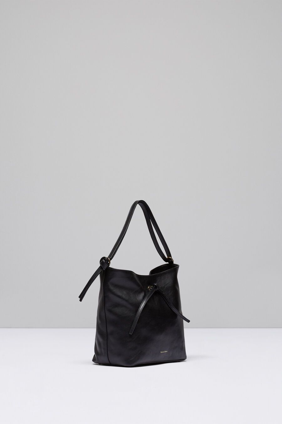 Logo hobo bag