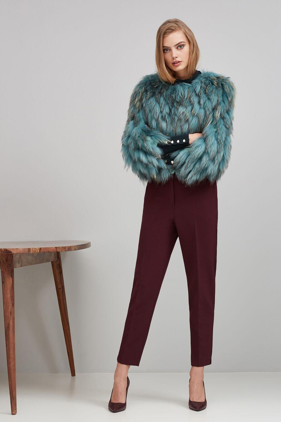 Raccoon jacket