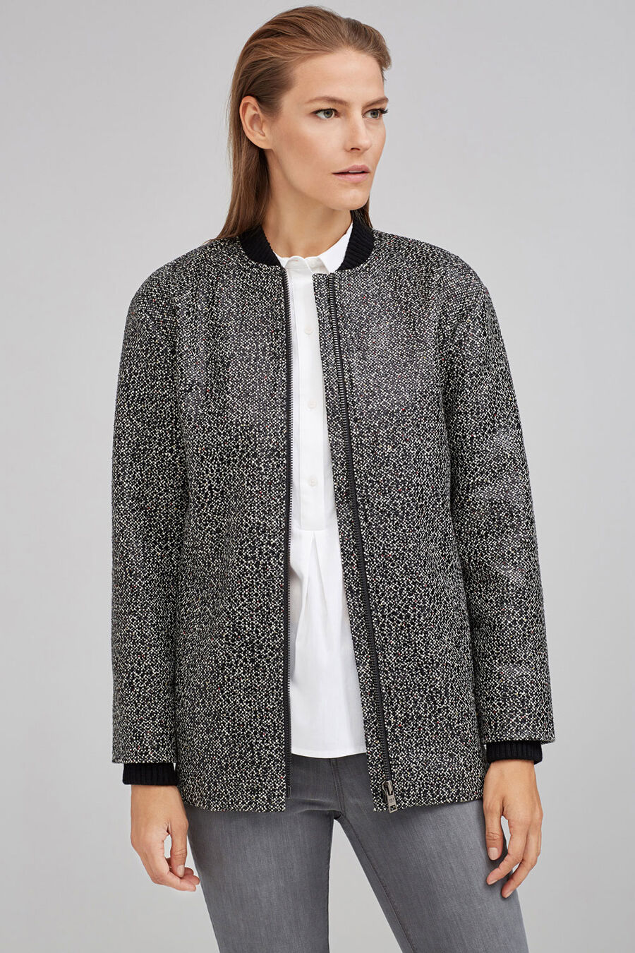 Fancy bomber jacket