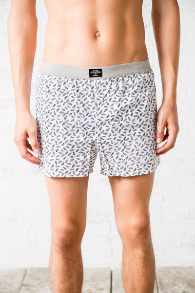 PACK OF 2 PRINTED BOXER SHORTS