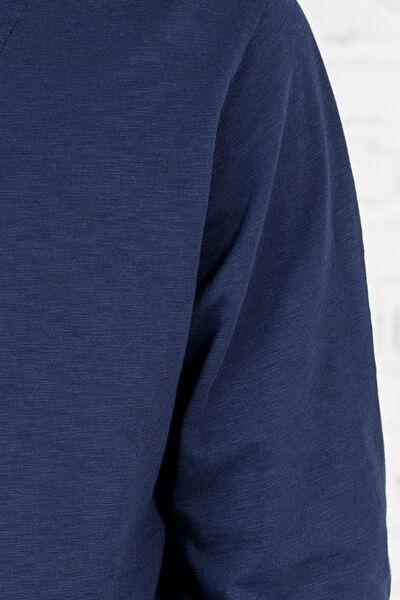 double henley t-shirt