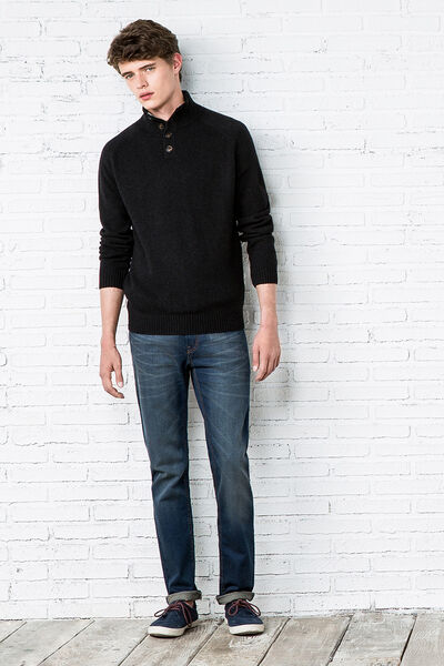 lambswool turtleneck sweater