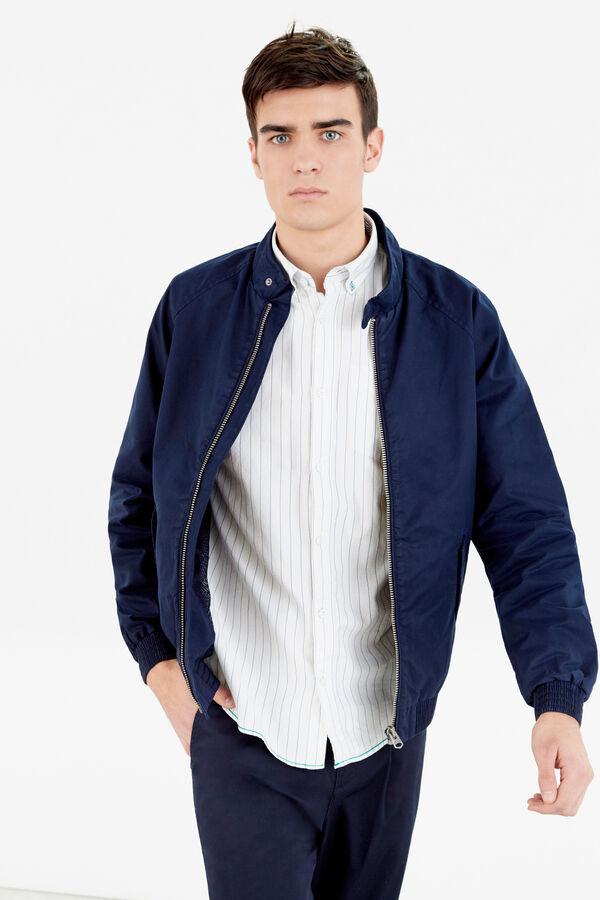 oficial vendible obtener online chaquetas americanas hombre springfield