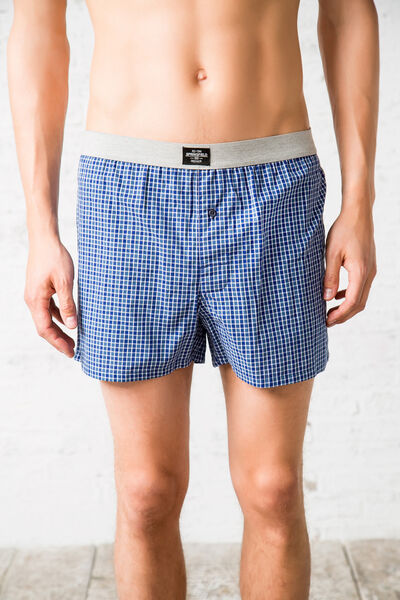 PACK OF 2 COTTON BOXER SHORTS