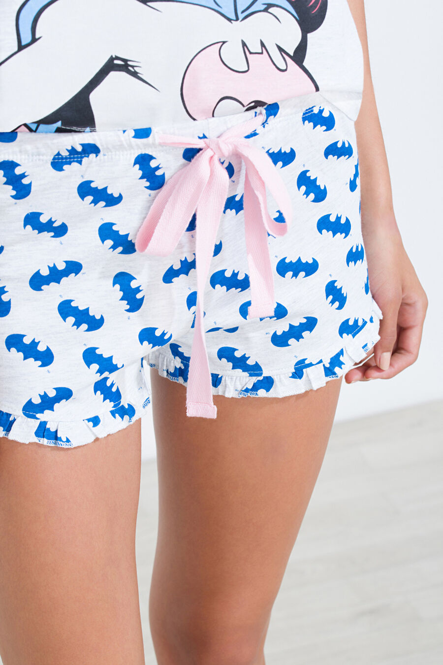 'Batgirl' short pyjama