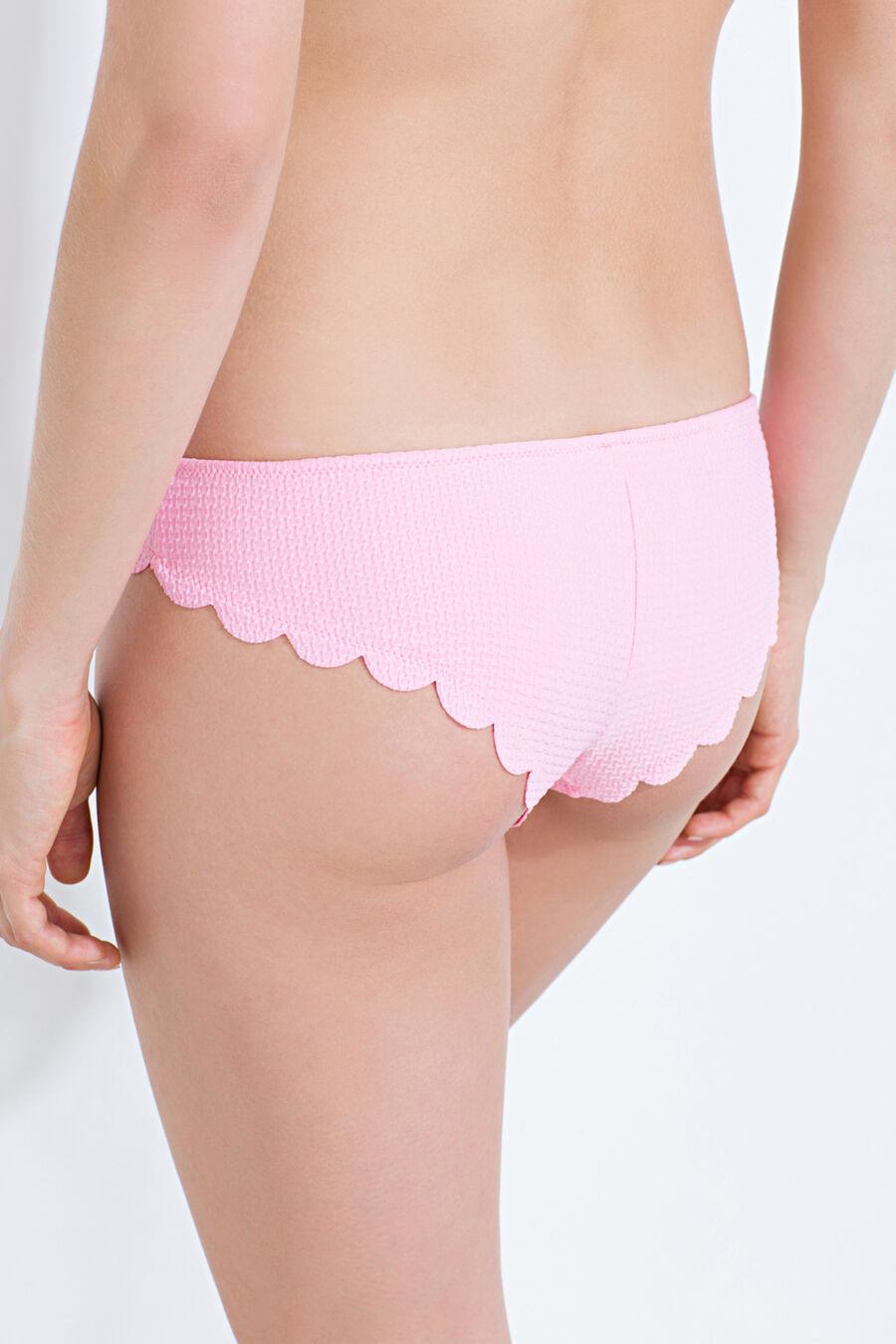 Structured Brazilian bikini bottom