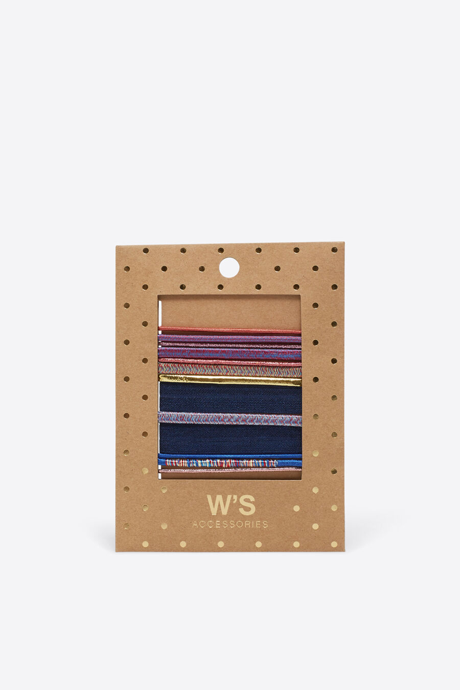 Pack of hair ties