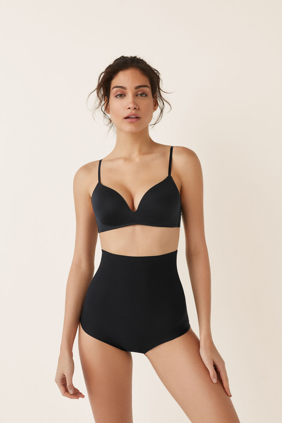 High waist Shape brief