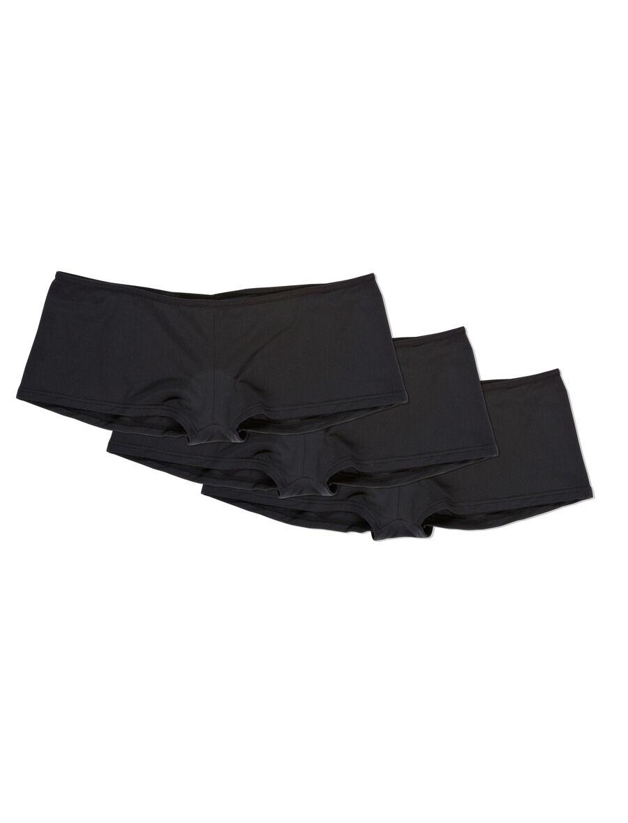 3 microfiber culottes pack
