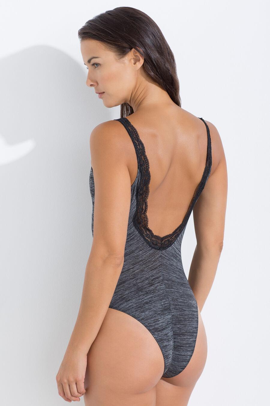 Micro estructure bodysuit