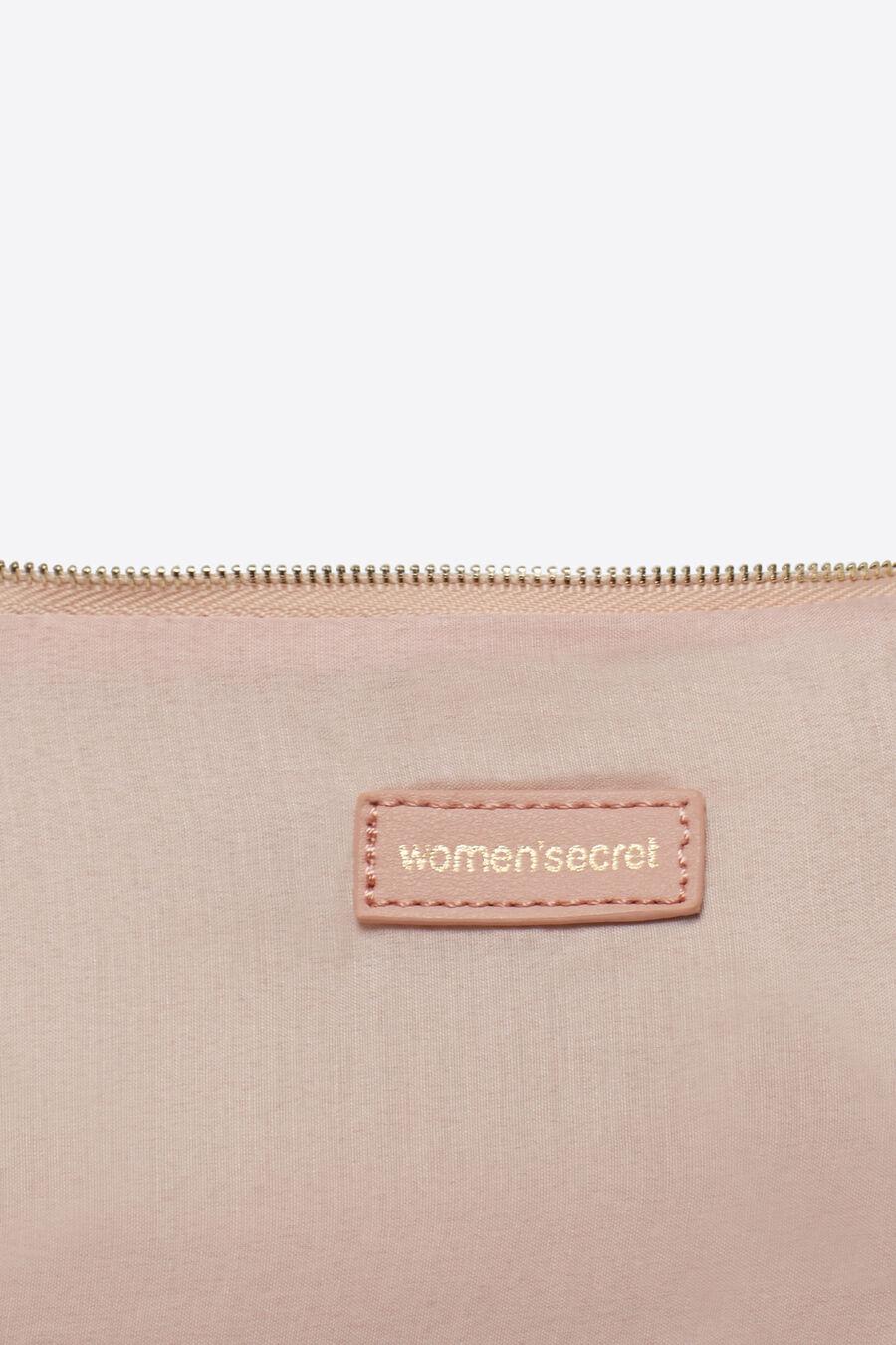 Perforated make up bag