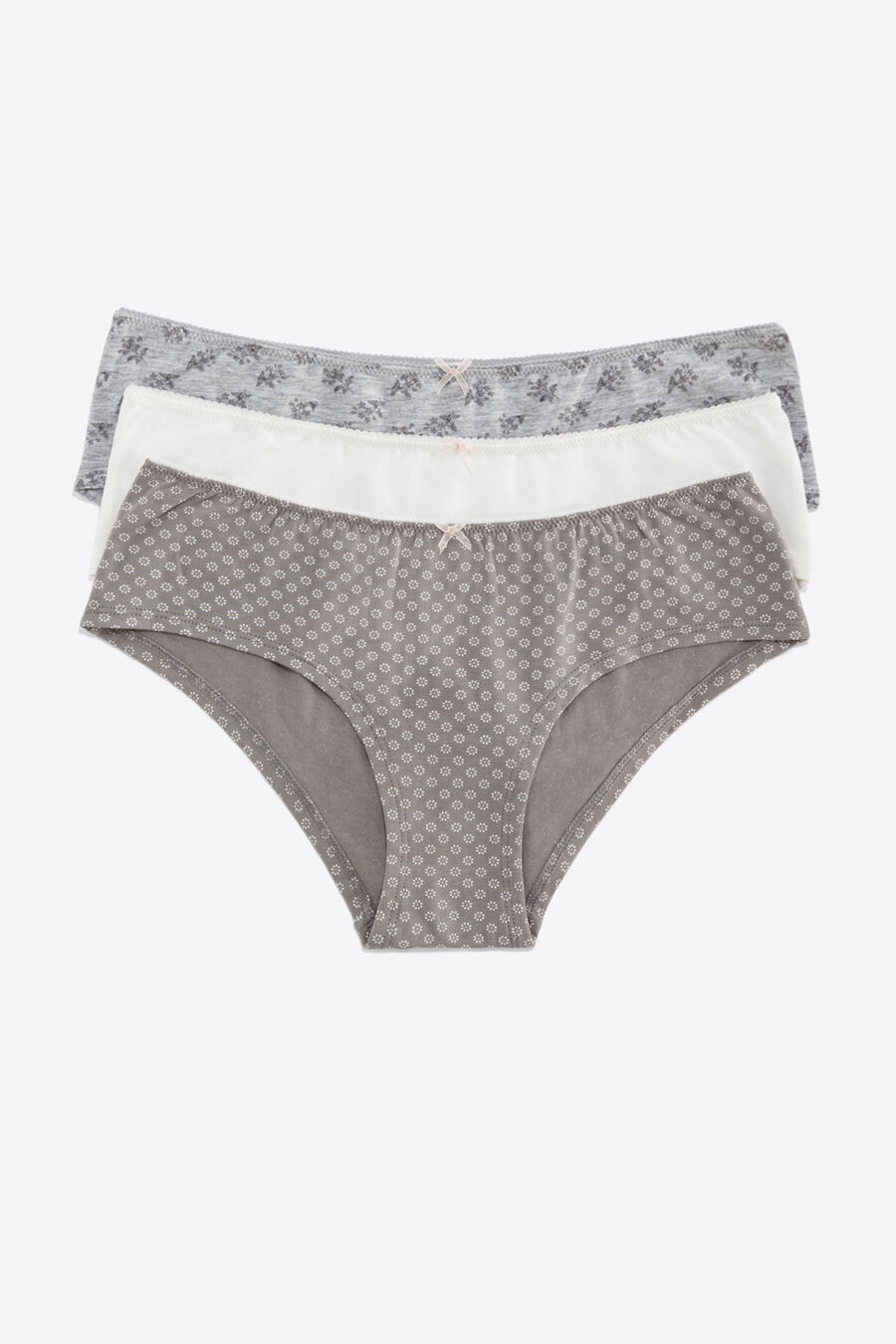 Pack of 7 Chloe hipster briefs