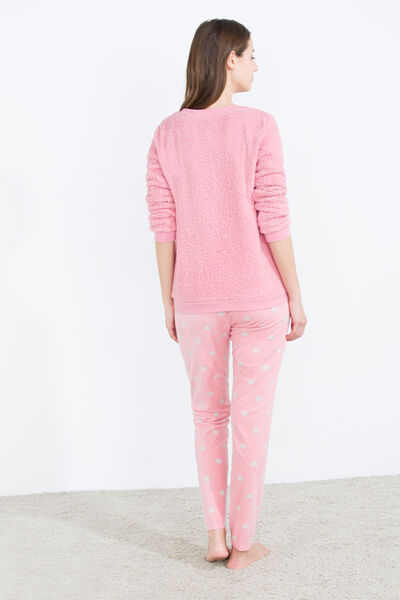 Long thermal Sex and the City pyjama
