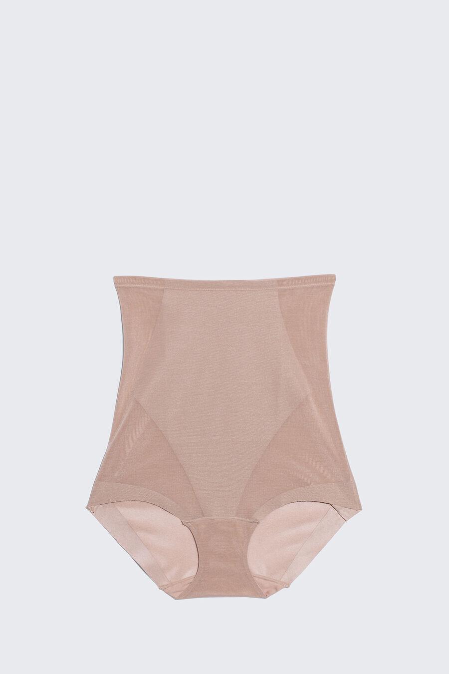 Shapewear high-waist tulle panty