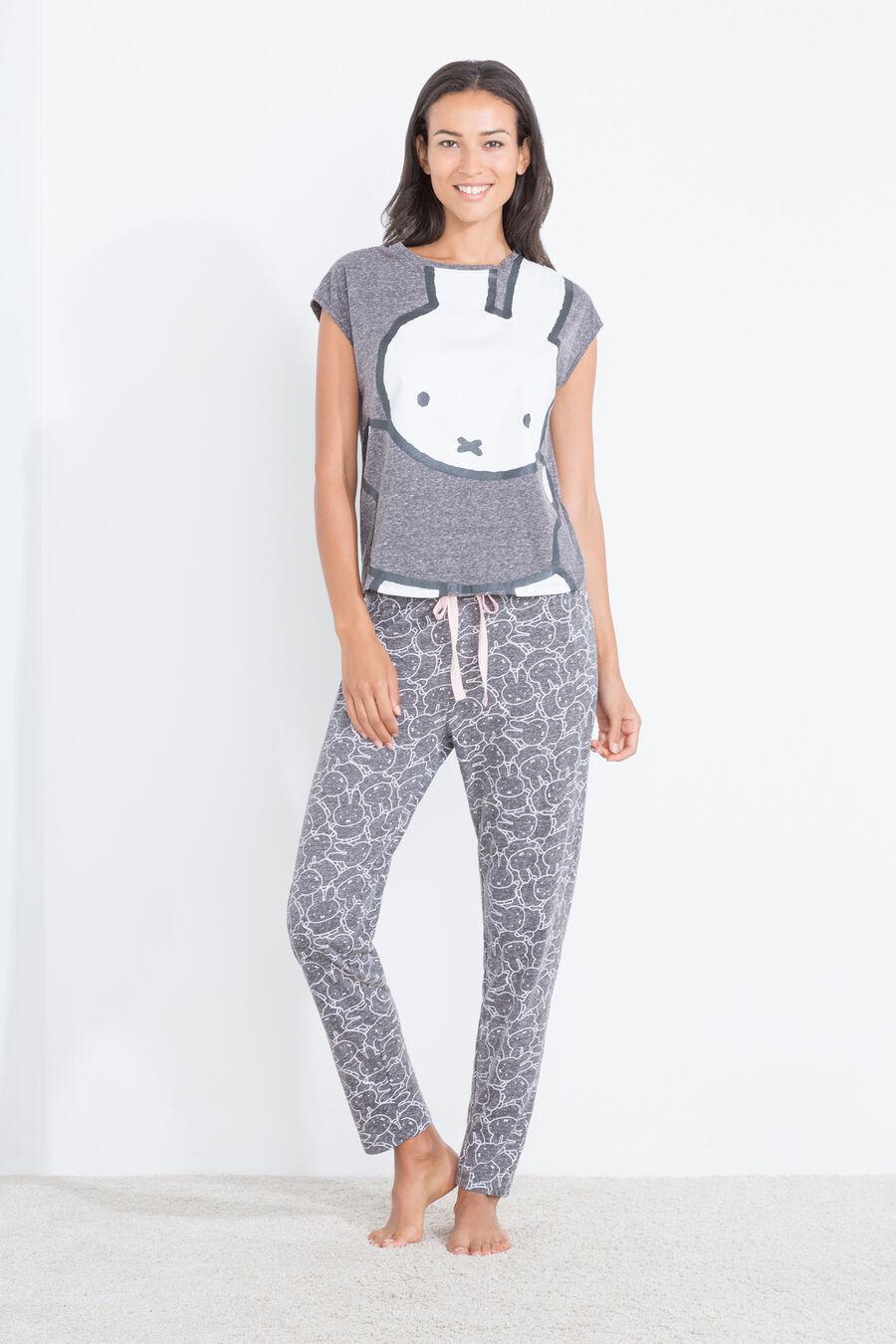 Long Miffy 'Mountains and cabins' pyjama