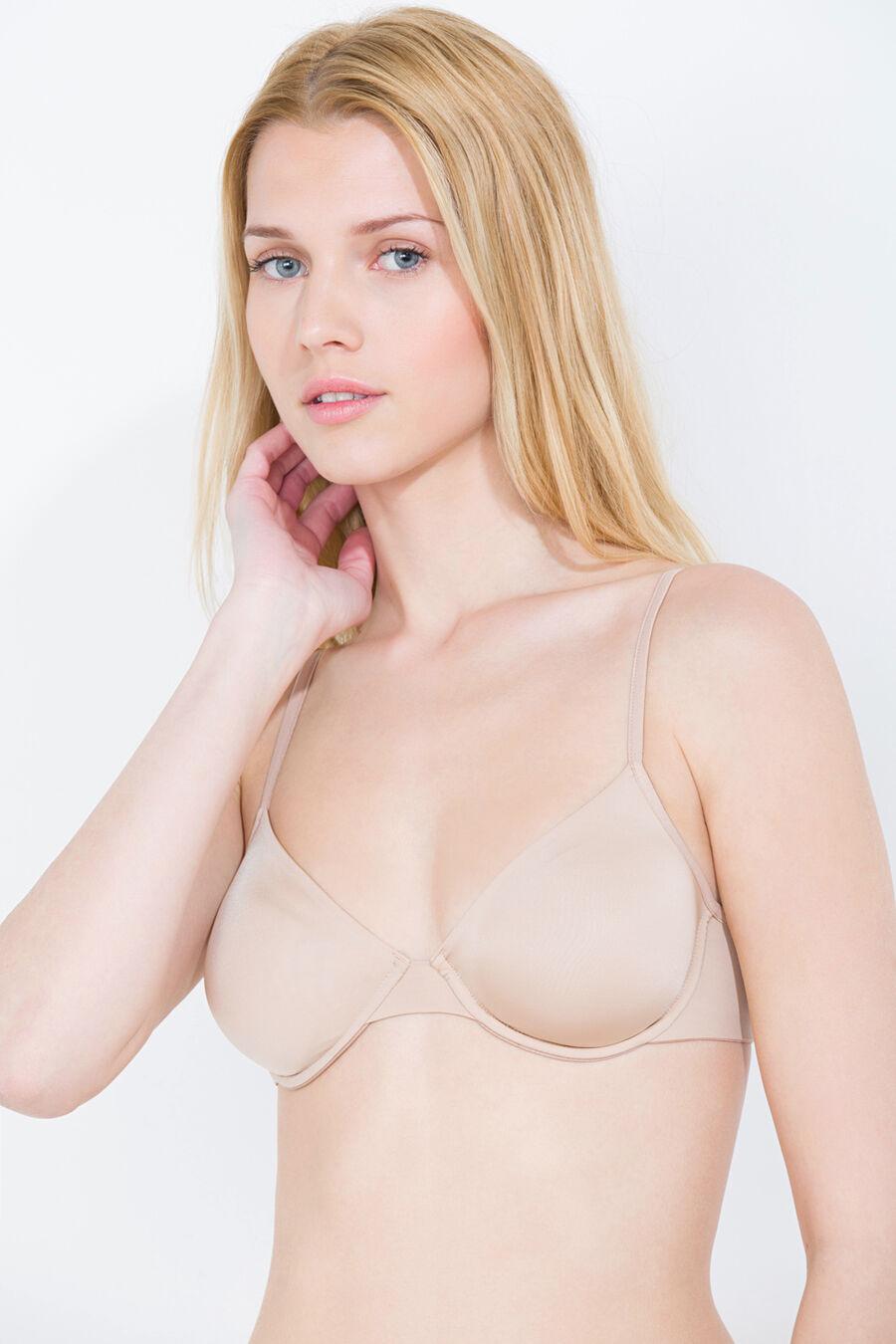 Underiwired bra