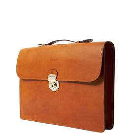 Small Gusset Briefcase