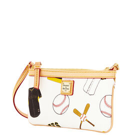 Pirates Large Slim Wristlet