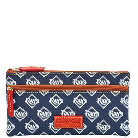 Rays Double Zip Flat Pouch