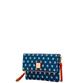 Yankees Foldover Crossbody