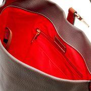 Logo Lock Shoulder Bag
