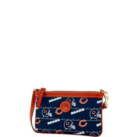 Bears Large Slim Wristlet