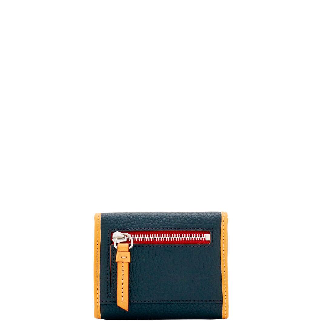 Small Flap Credit Card Wallet