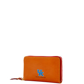 Kentucky Zip Around Phone Wristlet