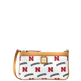 Nebraska Large Slim Wristlet
