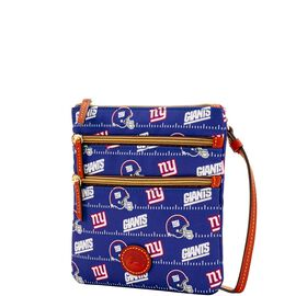 NY Giants North South Triple Zip