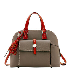 Zip Satchel